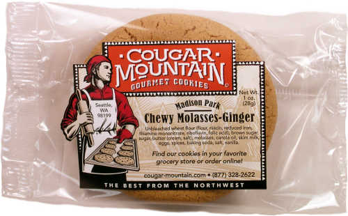 Chewy Molasses-Ginger - 1.0 oz (20-pk)