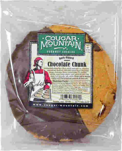 Dark-Dipped Chocolate Chunk - 4.0 oz (6-pk)